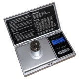 Typical Pocket Scale, ES series in Silver