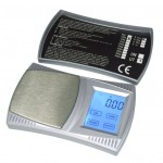 Touch Screen Pocket Scale in Silver, UT Series