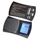 UT Pocket Scale, Jewelry Scale, in Black
