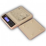 HC2 pocket scale with steel platform