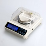 Digital Mini Diamond Scale, Carat Scale, Powder Reloading Scale, 60g 0.001g