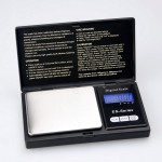 Typical Pocket Jewelry Scale, ESU Series in Black